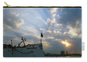 Sunrise Over Philadelphia  Carry-all Pouch