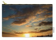 Sunrise Over Port Angeles Carry-all Pouch