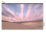 Sunrise Over Sand Dunes Carry-all Pouch