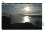 Sunrise Over The Golden Gate Carry-all Pouch