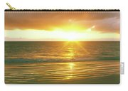 Sunrise Over The Pacific Ocean, Cabo Carry-all Pouch