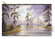 Sunrise Over Wakulla River Carry-all Pouch