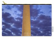 Sunrise Over Washington Monument Carry-all Pouch
