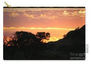 Sunrise Scenery Carry-all Pouch