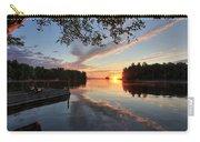Sunrise Seat - Millinocket Lake Carry-all Pouch