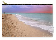 Sunrise Surf At Miami Beach  Carry-all Pouch