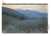 Sunrise Umbria 1914 Carry-all Pouch by Sir William Blake Richmond