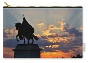 Sunrise With Saint Louis The 9th Carry-all Pouch