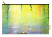 Sunrise With Water Lilies Carry-all Pouch