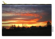 Sunset 02 28 13 Carry-all Pouch