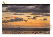 Romantic Sunset Adventure Carry-all Pouch