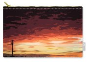 Sunset Alternative Carry-all Pouch