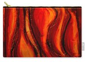 Sunset Amber Carry-all Pouch