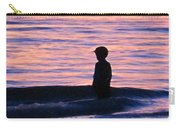 Sunset Art - Contemplation Carry-all Pouch