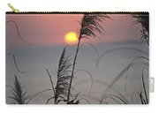 Sunset At 188 Mm Focal Length Carry-all Pouch