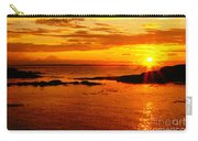 Sunset At Bic Carry-all Pouch