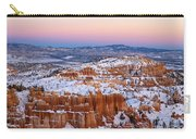 Sunset At Bryce Canyon National Park Utah Carry-all Pouch