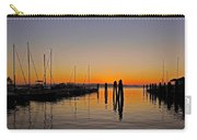 Sunset At Burlington Bay - Vermont Carry-all Pouch