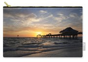 Sunset At Clearwater Carry-all Pouch