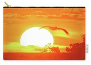 Sunset At Elizabeth Bay Carry-all Pouch
