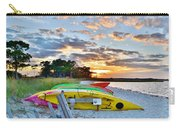 Sunset At James Farm Ocean View Delaware Carry-all Pouch