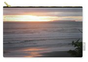 Sunset At Kalaloch Carry-all Pouch