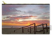 Sunset At Las Glorias Over Sea Of Cortez-sinaloa Carry-all Pouch