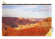 Sunset At Mather Point Grand Canyon Carry-all Pouch