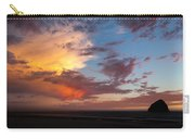 Sunset At Pacific City Carry-all Pouch