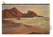 Sunset At Pfeiffer Beach Carry-all Pouch