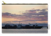 Sunset At Port Angeles Carry-all Pouch