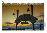 Sunset At Snooks Bayside Carry-all Pouch