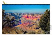 Sunset At South Rim Carry-all Pouch