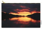 Sunset At Sumdum Carry-all Pouch