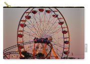Sunset At The Fair Carry-all Pouch