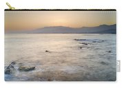 Sunset At The Hot Sea Carry-all Pouch