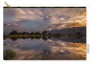 Sunset At The Pond Carry-all Pouch