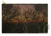 Sunset At The Presidio   Carry-all Pouch