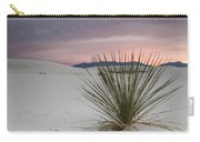 Sunset At White Sands Carry-all Pouch