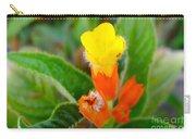 Sunset Bells Flower Carry-all Pouch