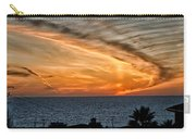 Sunset Blues Carry-all Pouch