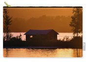 Sunset Boat House Carry-all Pouch