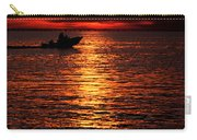Sunset Boaters Carry-all Pouch