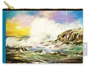Sunset Breakers Carry-all Pouch