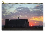 Sunset By The Barn 2 Carry-all Pouch