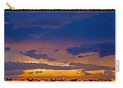 Sunset By The Bay Carry-all Pouch