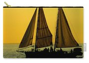 Sunset Celebration Carry-all Pouch by Karen Wiles