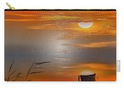 Sunset Charm, 30 Landscape Wall Art Painting Pack  Sunset-sunrise, Evening, Sea, Water, Ocean Etc  Carry-all Pouch