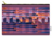 Sunset City Carry-all Pouch