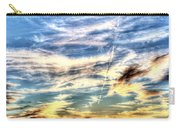 Sunset Clouds Carry-all Pouch